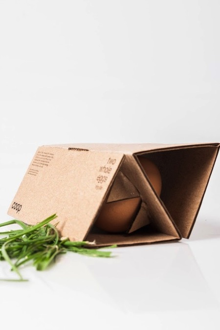 创意且环保的鸡蛋盒