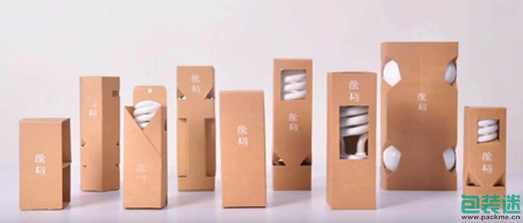 一个灯泡的N种包装缓冲方案,N+1你会吗